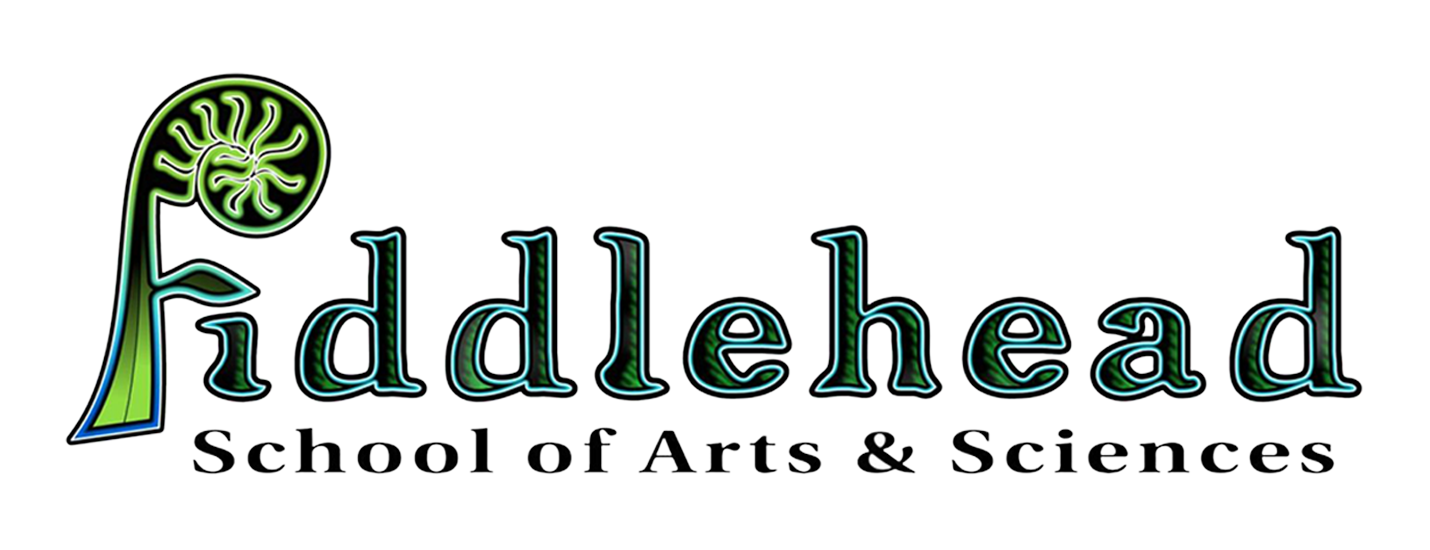 fidlehead school of arts and sciences logo