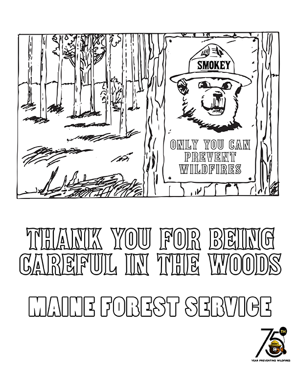 Color the Outdoors | US Forest Service | 755x609