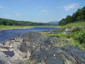 Big Rapids on St. John River