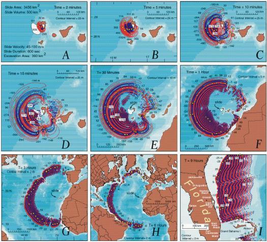 Tsunami: Maine's Geologic Hazards: Maine Geological Survey