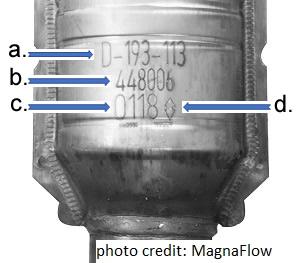 Catalytic Converter Standards, Air Quality, Maine DEP
