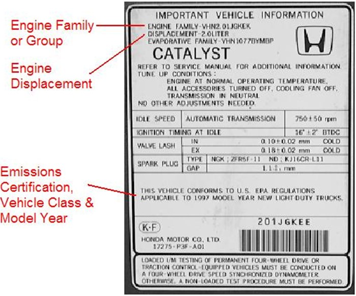FAQs, Catalytic Converter Standards, Air Quality, Maine DEP