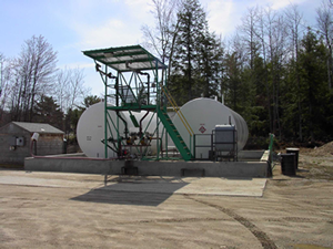 Aboveground Oil Storage Tanks, Bureau of Remediation and