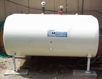 Aboveground Home Heating Oil Storage Tank Replacement