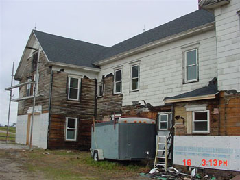 Asbestos Siding Removal Remediation And Waste Management