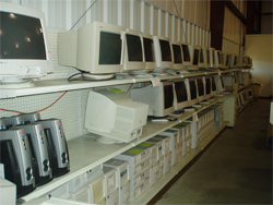 Electronics Recycling, Waste Management, Maine Department of