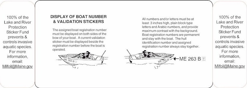 Instructions on How To Install Your Own Boat Lettering