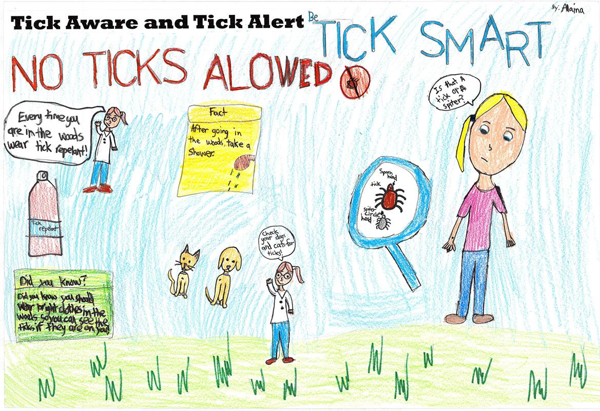 Lyme Disease - Disease Surveillance Epidemiology Program