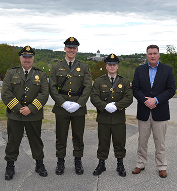 New MArine Patrol Officers