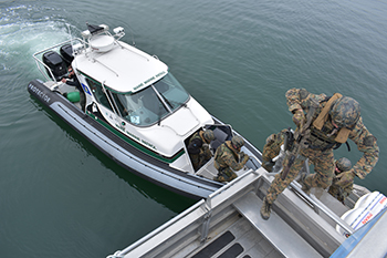 Maritime Security Training