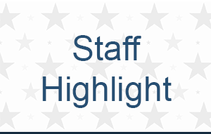 Staff Highlight Section