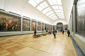 big museum hall