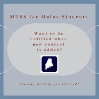 MTSS list serve