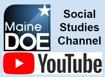 DOE Social Studies Channel YouTube Button