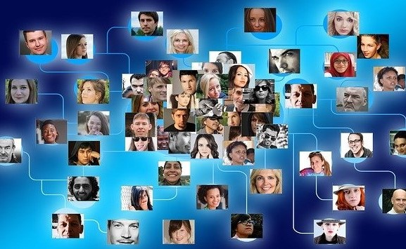 Web of Images of Diverse People