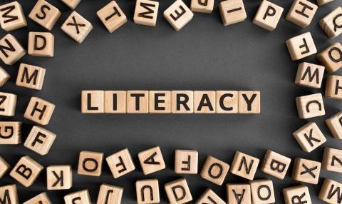 Literacy Decoration Image