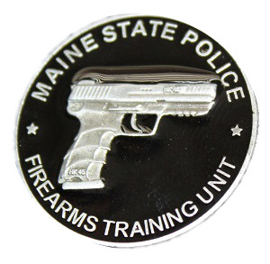 Firearms Pin