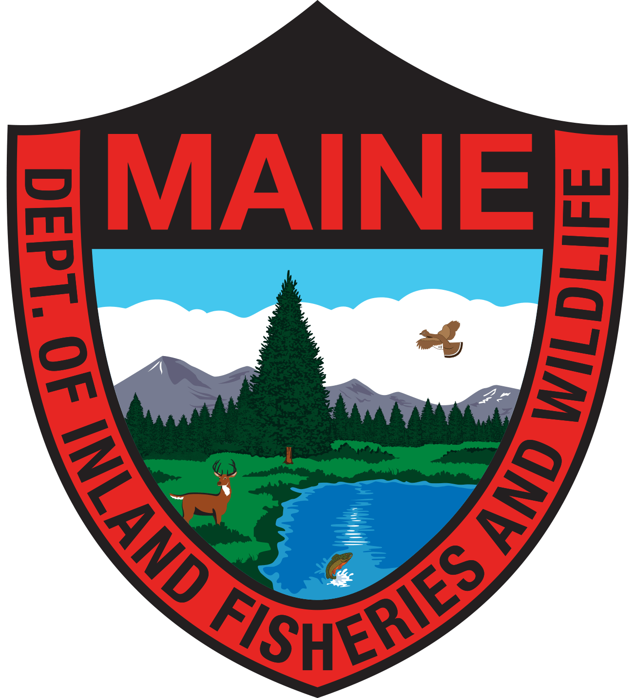 Media: News & Events: Maine Dept of Inland Fisheries and Wildlife