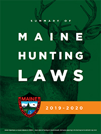 Moose Hunting: Hunting Laws & Rules: Hunting & Trapping