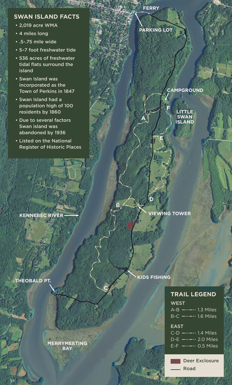 Truck For Rent >> Swan Island Wildlife Management Area: Recreational ...