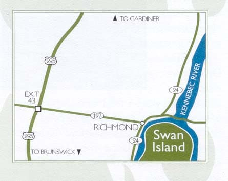 Directions to Swan Island