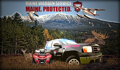 Warden service maine dept of inland fisheries and wildlife for Maine fish and game