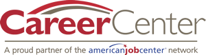 This is the Maine Department of Labor's CareerCenters logo.