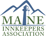 This is the Maine Innkeepers Association's logo.