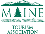 This is the Maine Tourism  Association's logo.