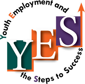 This is the YES logo.