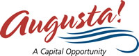 This is the logo for the City of Augusta, Maine.