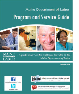 This is a graphic of the MDOL Program and Service Guide