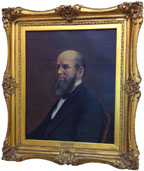 portrait of Wyman Bradbury Seavy Moor