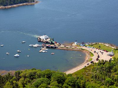 Islesboro Island Ferry