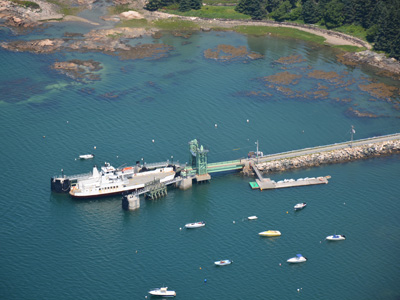 Swans Island Ferry Schedule