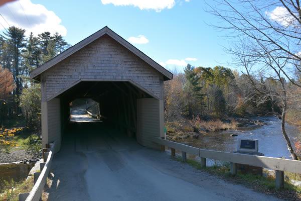 Historic Covered Bridges Robyville Bridge Mainedot