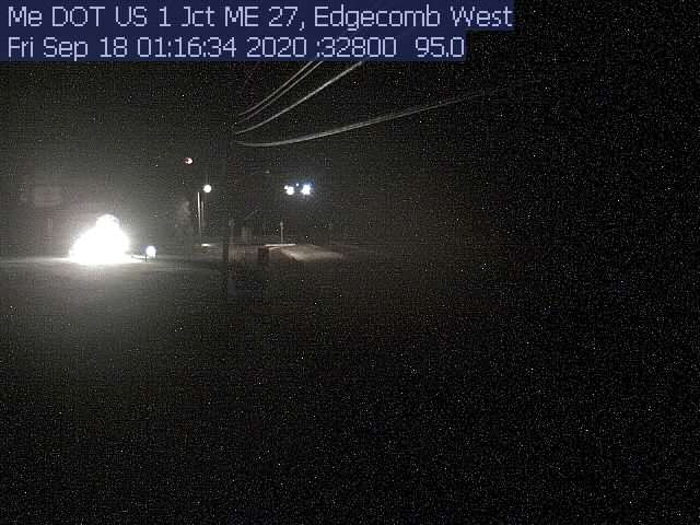 Route 1 Edgecomb Maine Webcam