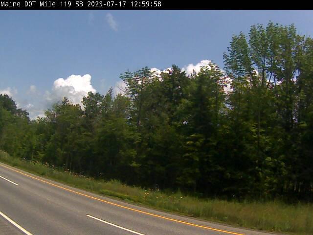 I-95 Sydney Maine