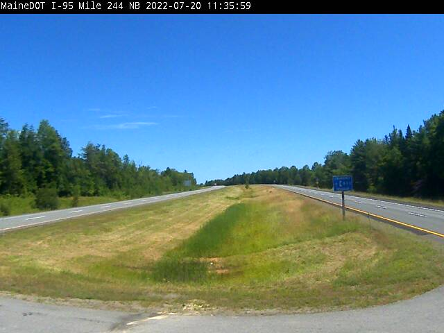 I-95 Medway Maine