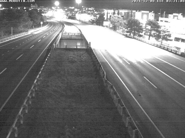 I-295 Portland Maine at Forest Ave