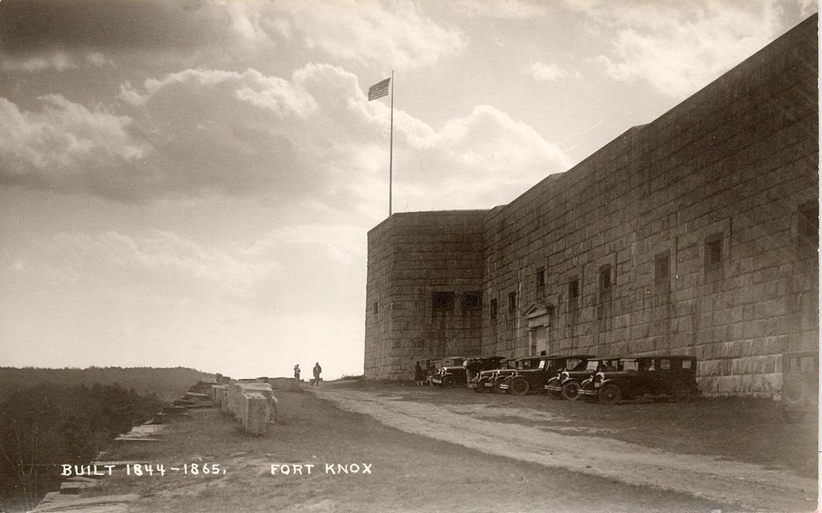 Fort Knox Maine Photo Gallery