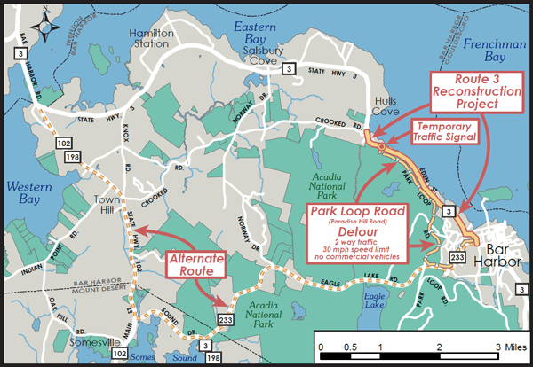 bar harbor project area