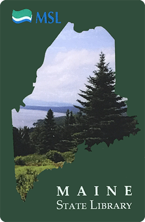 Maine State Library Patron Account Login