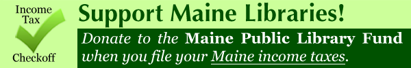 Maine Public Library Fund Income Tax Check-off
