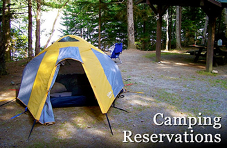 reservation camping