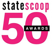 StateScoop 50 Award