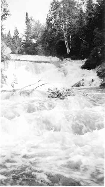 Shinbrook Falls in 1934