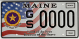 Gold Star Family Plate