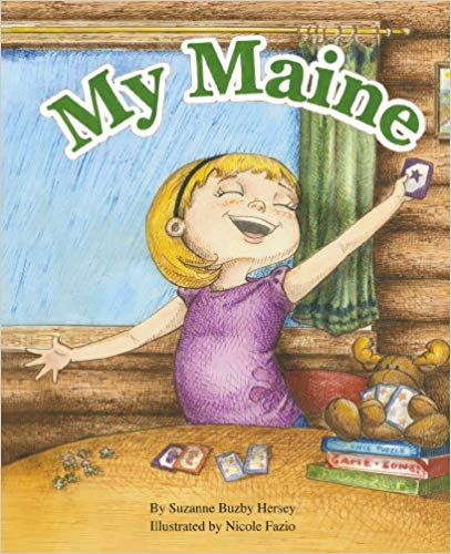 My Maine book image