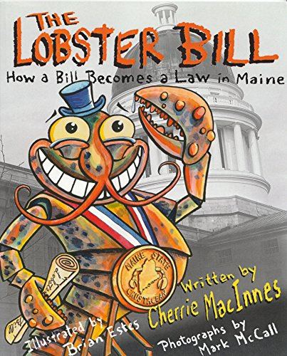 Image of the book The Lobster Bill